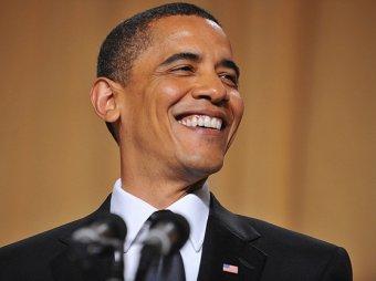 Twitter Барака Обамы побил рекорд Роберта Дауни-младшего