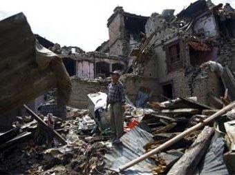 Жертвами нового землетрясения в Непале стали 65 человек