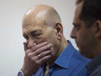 Экс-премьера Израиля Эхуда Ольмерта присудили к тюремному сроку за коррупцию