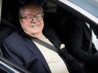 """Исключенный из """"Национального фронта"""" Ле Пен намерен отречься от дочери"""