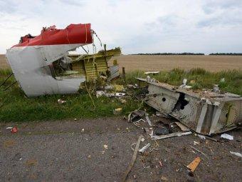 """СМИ опубликовали """"секретный"""" доклад российских экспертов о крушении Boeing под Донецком"""