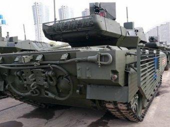 Германия и Франция намерены разработать конкурента российскому танку «Армата»