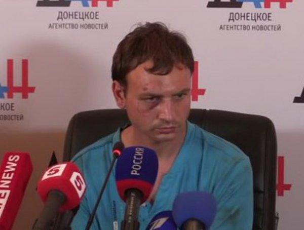 Пленный солдат ВСУ рассказал о боях в Марьинке