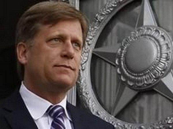 Макфол: В НАТО нет дураков, чтобы вторгнутся в Россию