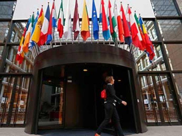 Совет Европы еще на год продлил действие санкций в отношении Крыма