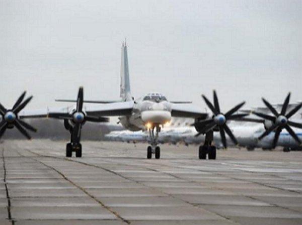 В Приамурье бомбардировщик Ту-95 загорелся при взлете, есть жертвы