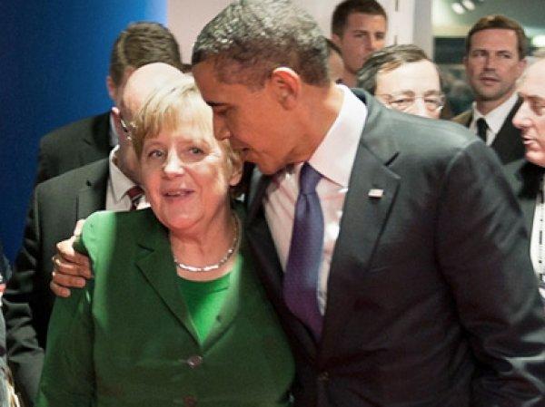"""Фото Меркель и Обамы на саммите G7 """"взорвало"""" блогосферу"""