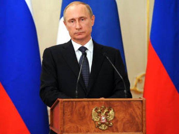 Путин пообещал нацелить ударные средства на угрожающие безопасности РФ территории