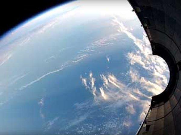 В море нашли уникальное видео, снятое упавшим на Землю Falcon 9