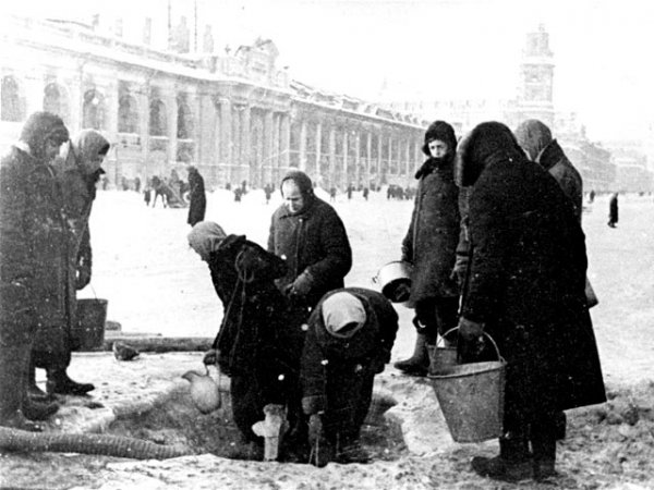 Генетики: блокадникам Ленинграда выжить помогли генетические мутации