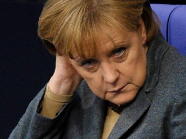 Меркель допустила возможность ужесточения санкций против России