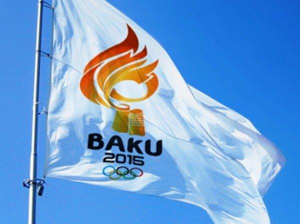В Баку российские и украинские спортсмены устроили драку на Европейских играх