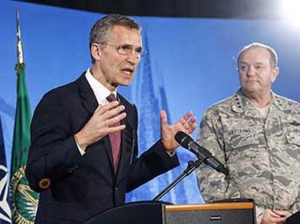 Генсек НАТО обвинил Россию в спекуляции на теме ядерного оружия для запугивания