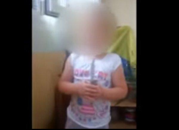 В Сети опубликовано шокирующее видео с украинской девочкой, готовой «резать русню»