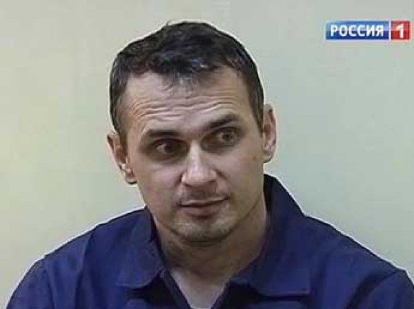 Генпрокуратура направила в суд дело украинского режиссера Сенцова, обвиняевого в терроризме