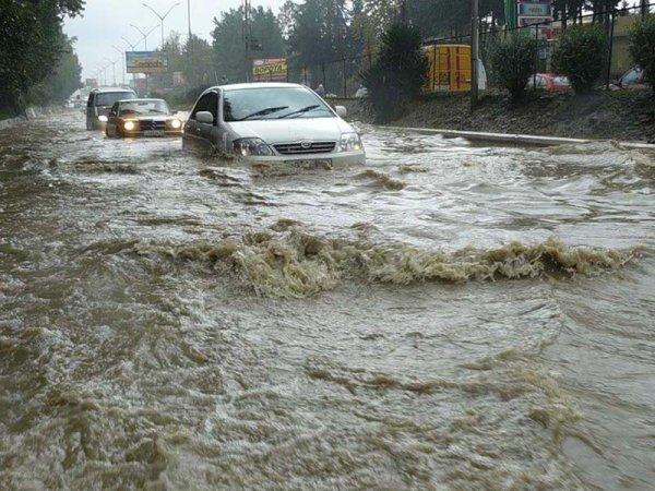 Ливень в Сочи 25 июня 2015 вызвал масштабные затопления (ФОТО, ВИДЕО)