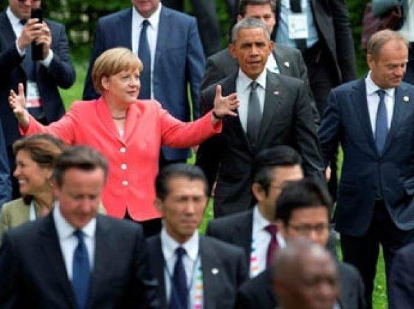 Американский журналист: Обама и Меркель имеют наглость поучать Россию