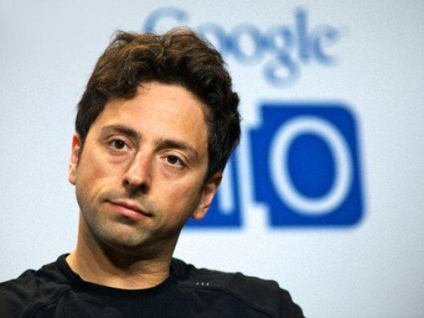 Один из основателей Google развелся с женой
