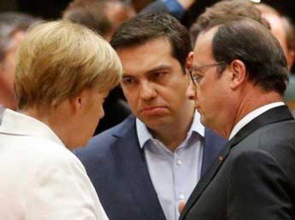 Меркель, Олланд, Туск и Ципрас достигли компромисса по долгам Греции