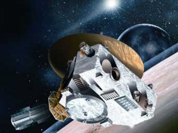 НАСА впервые получило высококачественные снимки Плутона