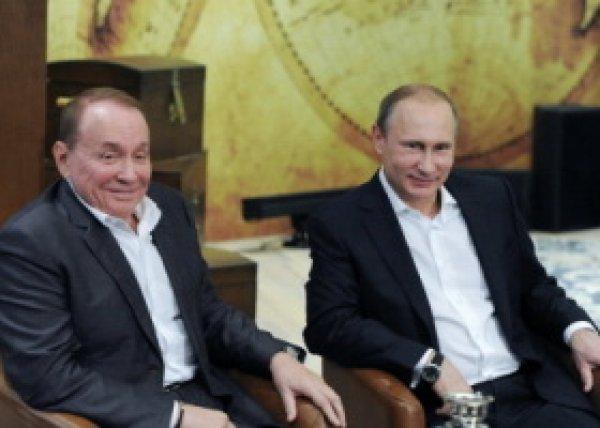 Путин оценил шутки КВН про самого себя, Меркель и Обаму