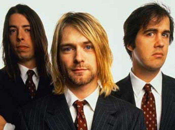 Дочь друга Кобейна показала неизвестные фото лидера группы Nirvana