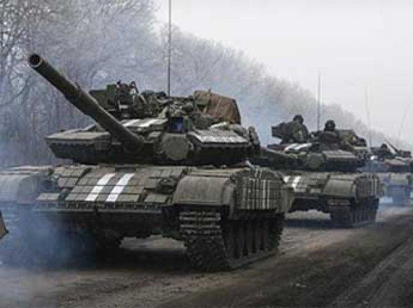 Конфликт на Донбассе: ЛНР и ДНР 19 июля 2015 самостоятельно начали отвод вооружений (видео)