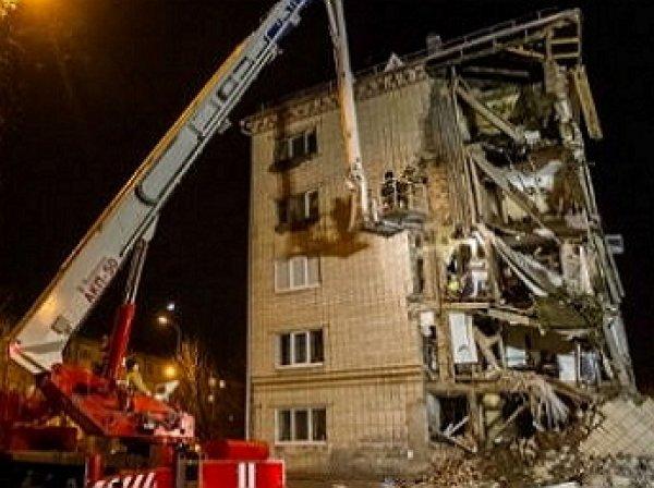 В Перми обрушился жилой дом, есть жертвы