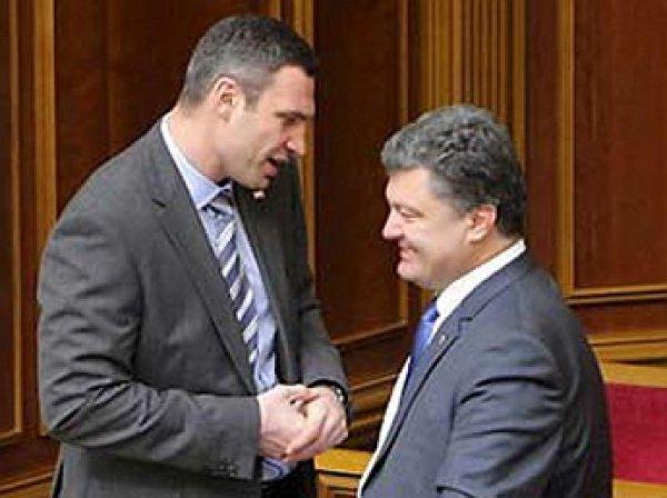 Экс-замглавы администрации Януковича подал в суд Вены на Кличко и Порошенко