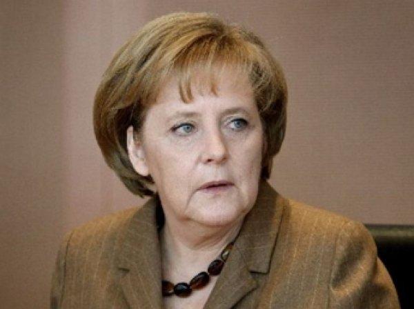 Канцлер Германии Меркель выступила против однополых браков