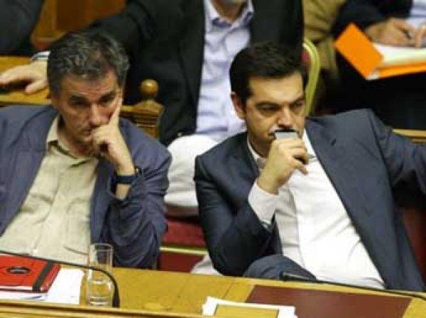 Парламент Греции принял пакет мер жесткой экономии