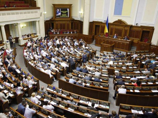 Украинские депутаты предложили расторгнуть договор с РФ по Азовскому морю