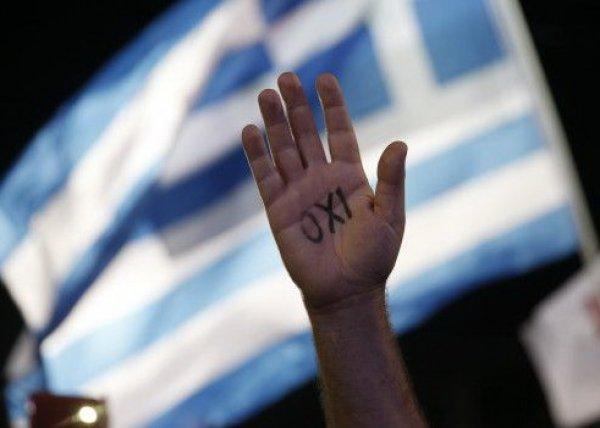Стали известны предварительные итоги референдума в Греции