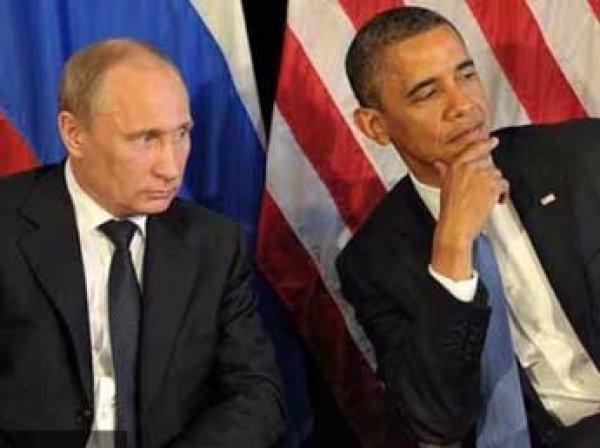Песков рассказал, о чем говорили Путин с Обамой по телефону