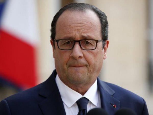 Олланд: На этой неделе во Франции предотвращено несколько терактов