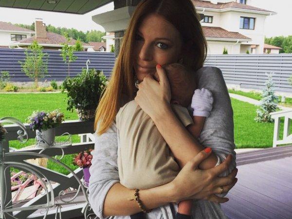 Владимир Пресняков и Наталья Подольская крестили сына