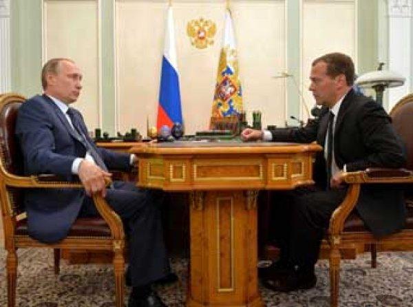 Путин согласился с Медведевым ликвидировать Минкрыма