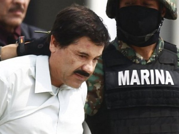 Мексиканский наркобарон-миллиардер сбежал из тюрьмы