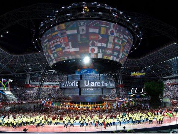 Универсиада 2015: церемония закрытия состоялась накануне в Корее (ВИДЕО)