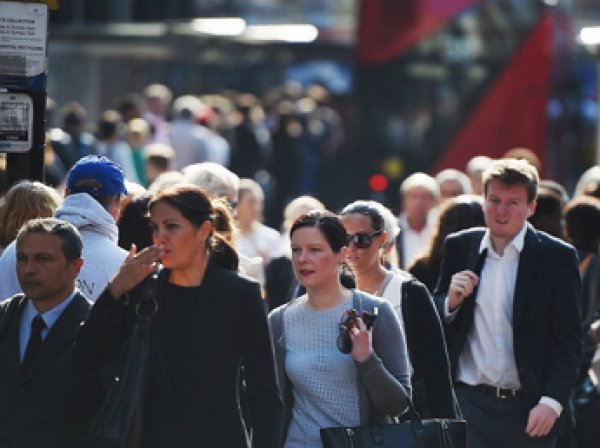 Работники лондонского метро устроили забастовку, город стоит в пробках