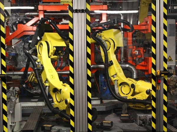 Сара Коннор сообщила, что робот убил рабочего на заводе Volkswagen