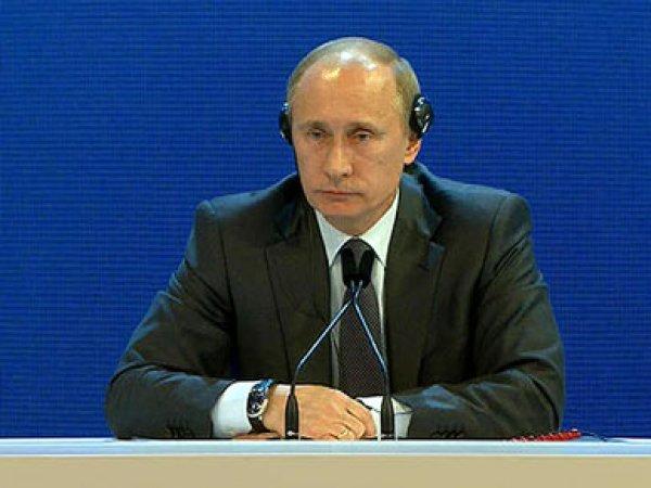 Владимир Путин примет участие в предварительной жеребьевке ЧМ-2018