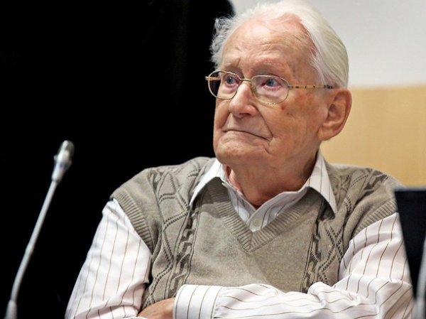 """""""Бухгалтер Освенцима"""" получил четыре года тюрьмы"""