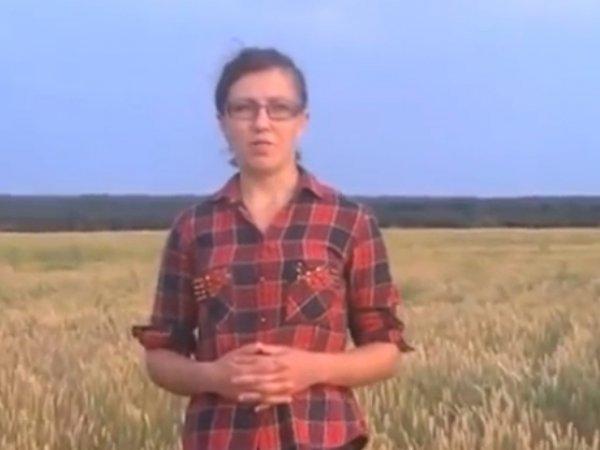 Отчаявшаяся фермер из Курска записала видеообращение к Путину