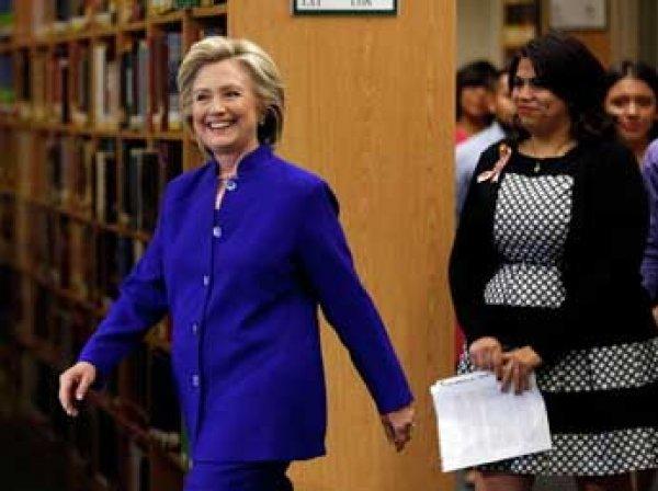 Хилари Клинтон обвинила Россию в спонсировании кибератак хакеров