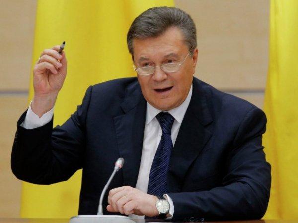 Януковича убрали из базы данных интерпола