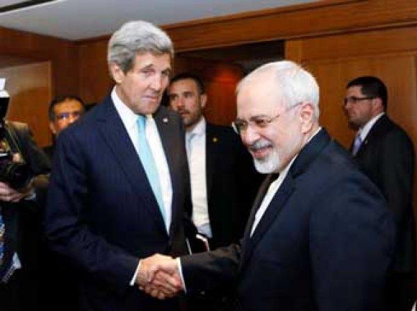 Госсекретарь США Керри и глава МИД Ирана номинированы на Нобелевскую премию