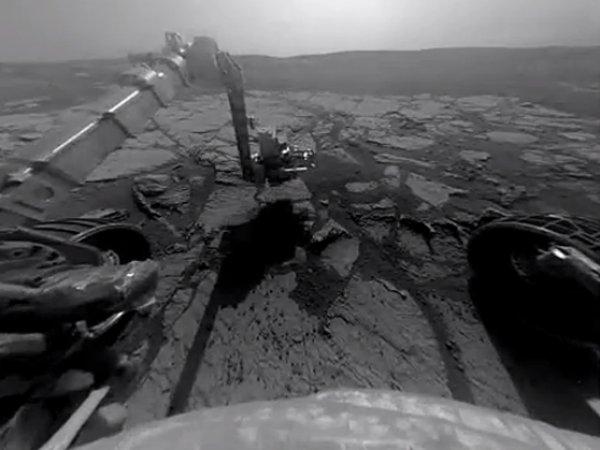 В НАСА показали видео 11-летнего путешествия ровера по Марсу