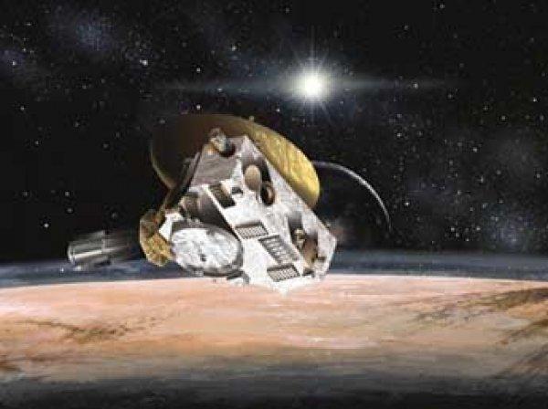 Станция New Horizons «позвонила домой», рекордно приблизившись к Плутону