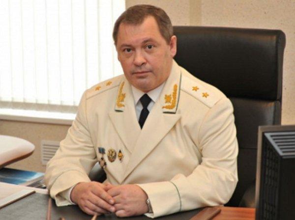 Главный прокурор Астраханской области застрелился из наградного пистолета